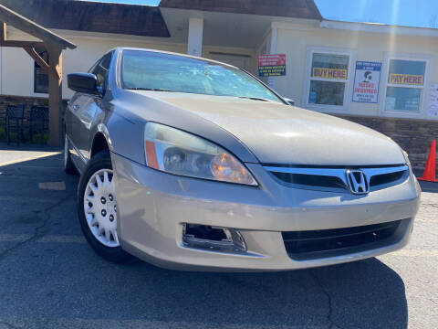 2006 Honda Accord for sale at Hola Auto Sales Doraville in Doraville GA