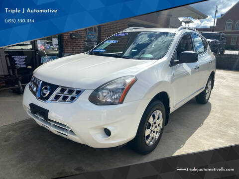 2014 Nissan Rogue Select for sale at Triple J Automotive in Erwin TN