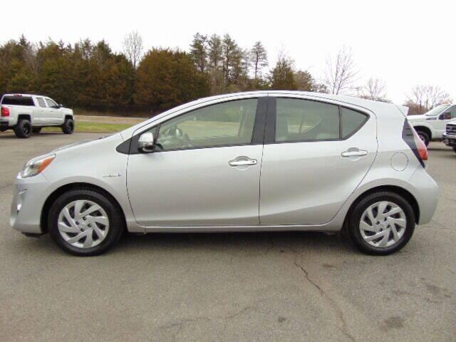 2015 Toyota Prius c for sale at E & M AUTO SALES in Locust Grove VA