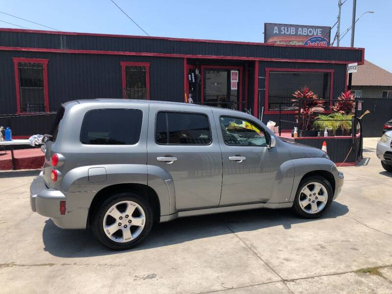 2007 Chevrolet HHR for sale at The Lot Auto Sales in Long Beach CA