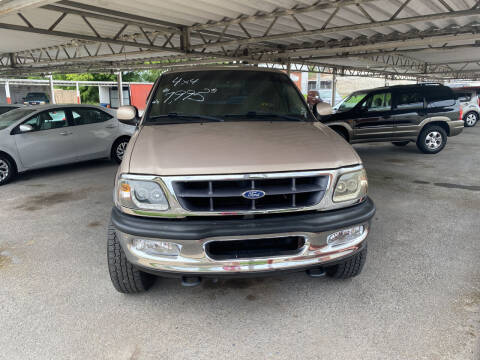 1998 Ford F-150 for sale at Lewis Used Cars in Elizabethton TN