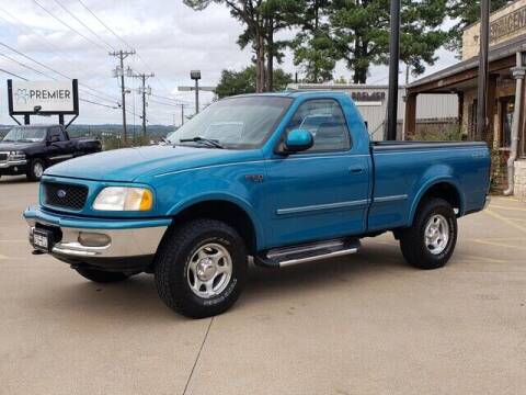 1997 Ford F-150 for sale at Tyler Car  & Truck Center in Tyler TX
