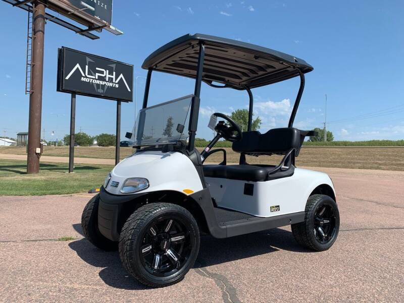 2021 EZGO RXV Elite *Brand New* for sale at Alpha Motorsports in Sioux Falls SD