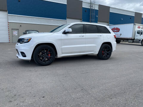 2019 Jeep Grand Cherokee for sale at Truck Buyers in Magrath AB