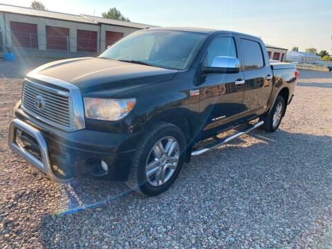 2010 Toyota Tundra for sale at Canuck Truck in Magrath AB