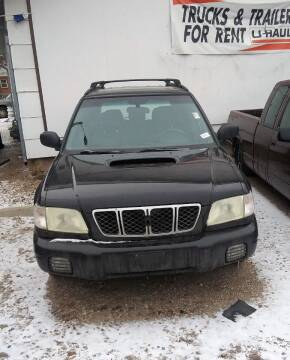 2002 Subaru Forester for sale at Good Guys Auto Sales in Cheyenne WY