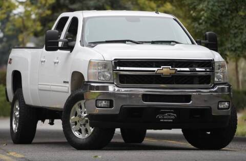 2011 Chevrolet Silverado 3500HD for sale at MS Motors in Portland OR