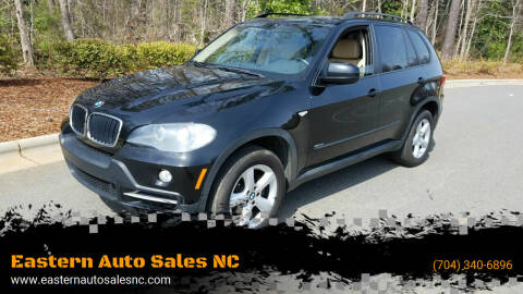 2008 BMW X5 for sale at Eastern Auto Sales NC in Charlotte NC