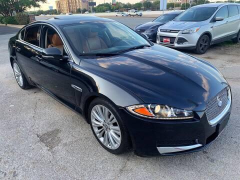 2012 Jaguar XF for sale at Austin Direct Auto Sales in Austin TX