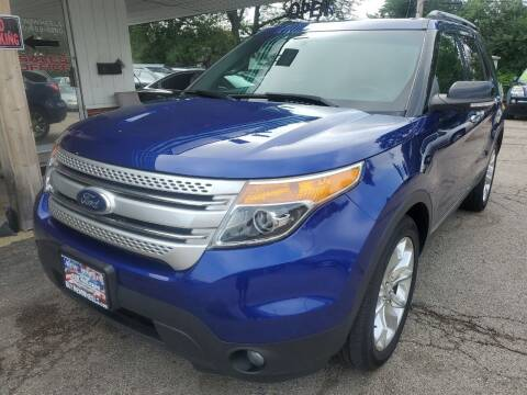 2013 Ford Explorer for sale at New Wheels in Glendale Heights IL