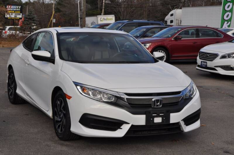 2016 Honda Civic for sale at Amati Auto Group in Hooksett NH