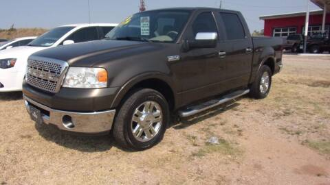 2008 Ford F-150 for sale at 6 D's Auto Sales MANNFORD in Mannford OK