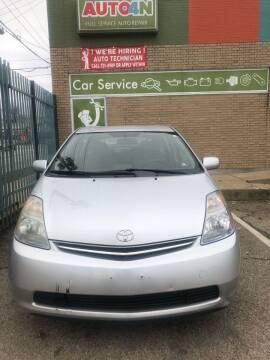 2008 Toyota Prius for sale at AUTO4N SALES LLC in Cincinnati OH