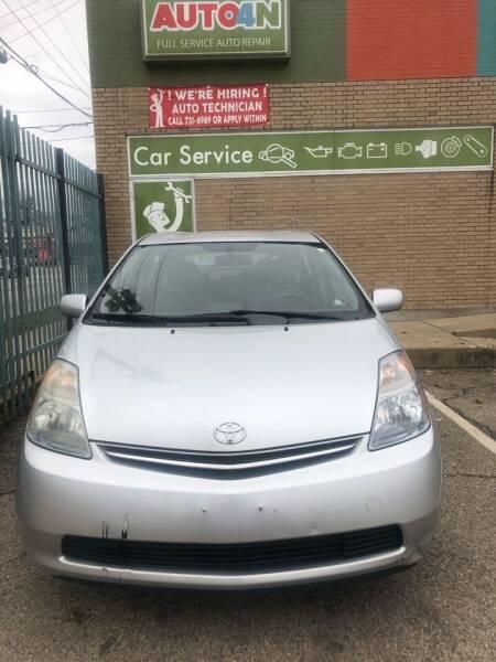 2008 Toyota Prius for sale at AUTO4N SALES LLC in Cincinnati OH