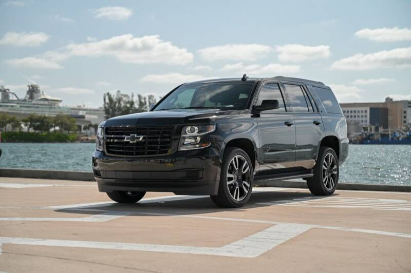 2019 Chevrolet Tahoe for sale at EURO STABLE in Miami FL
