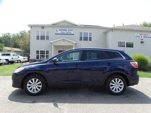 2010 Mazda CX-9 for sale at SOUTHERN SELECT AUTO SALES in Medina OH