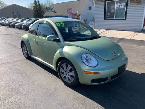 2009 Volkswagen New Beetle for sale at OZ BROTHERS AUTO in Webster NY