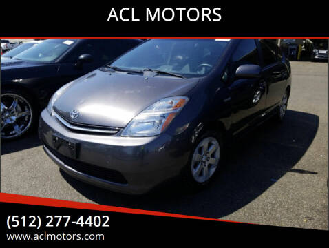 2008 Toyota Prius for sale at ACL MOTORS in Austin TX