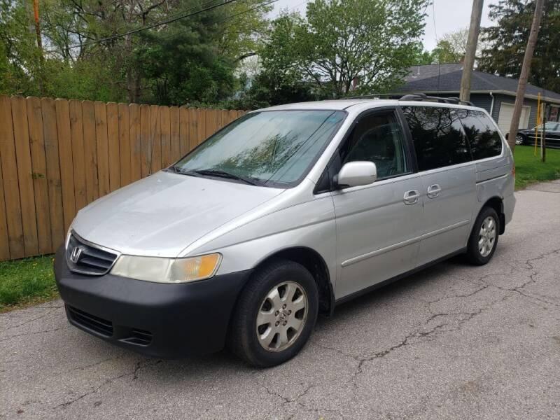2004 Honda Odyssey for sale at REM Motors in Columbus OH