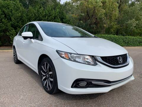 2014 Honda Civic for sale at CarWay in Memphis TN