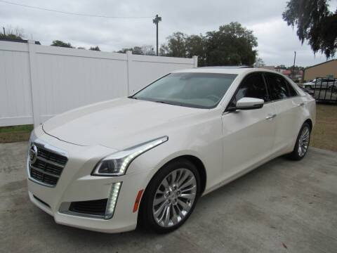 2014 Cadillac CTS for sale at D & R Auto Brokers in Ridgeland SC