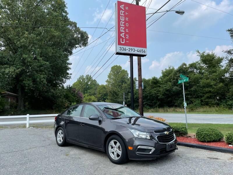 2016 Chevrolet Cruze Limited for sale in Winston Salem, NC