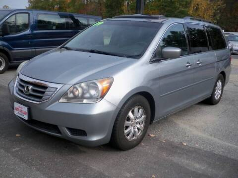 2009 Honda Odyssey for sale at Charlies Auto Village in Pelham NH