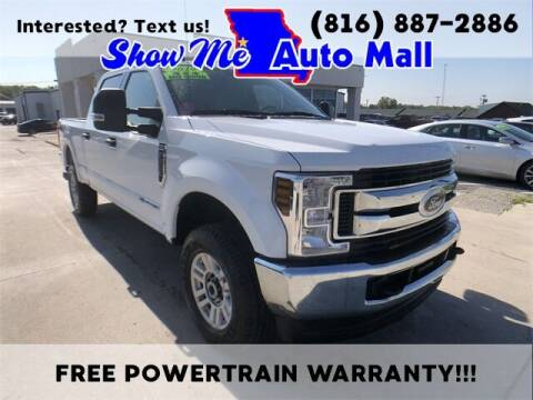 2019 Ford F-250 Super Duty for sale at Show Me Auto Mall in Harrisonville MO