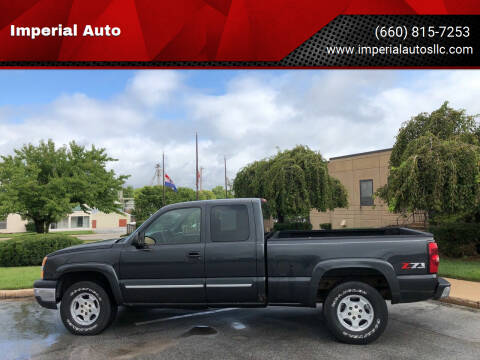 2004 Chevrolet Silverado 1500 for sale at Imperial Auto of Marshall in Marshall MO