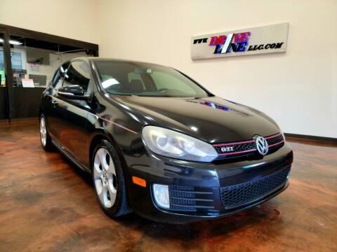 2010 Volkswagen GTI for sale at Driveline LLC in Jacksonville FL