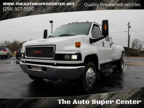 2005 GMC C4500 for sale at The Auto Super Center in Centre AL