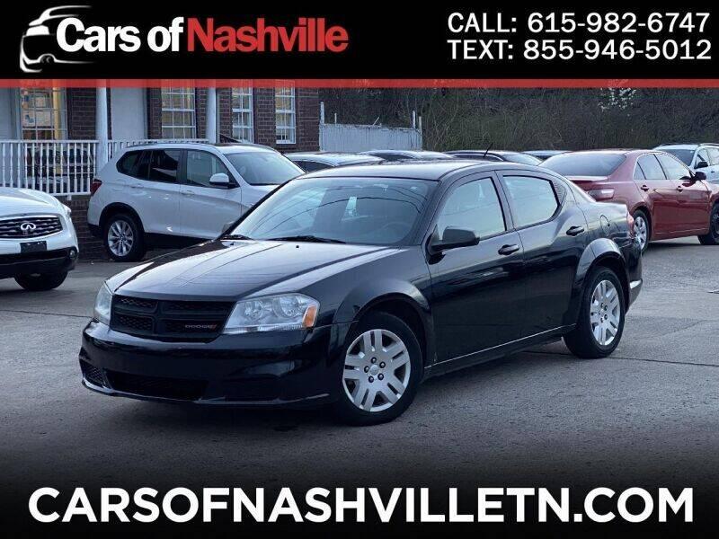 2014 Dodge Avenger for sale in Nashville, TN