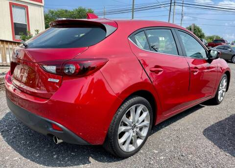 2014 Mazda MAZDA3 for sale at Mayer Motors of Pennsburg in Pennsburg PA