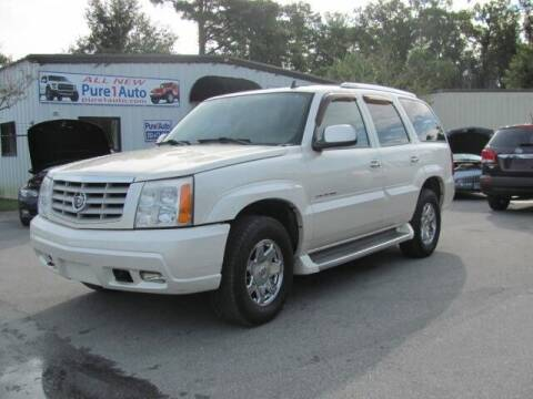 2006 Cadillac Escalade for sale at Pure 1 Auto in New Bern NC