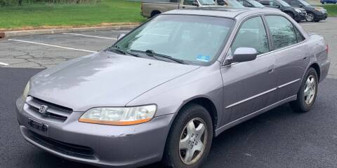 2000 Honda Accord for sale at Cars 2 Love in Delran NJ