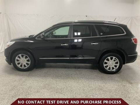 2017 Buick Enclave for sale at Brothers Auto Sales in Sioux Falls SD