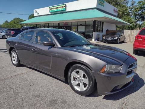 2014 Dodge Charger for sale at Action Auto Specialist in Norfolk VA