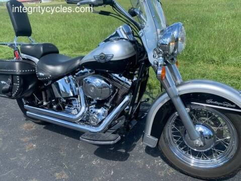 2003 Harley-Davidson Heritage Softail Classic for sale at INTEGRITY CYCLES LLC in Columbus OH