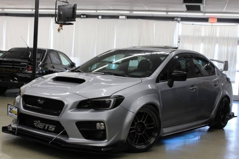 2016 Subaru WRX for sale at Xtreme Motorwerks in Villa Park IL