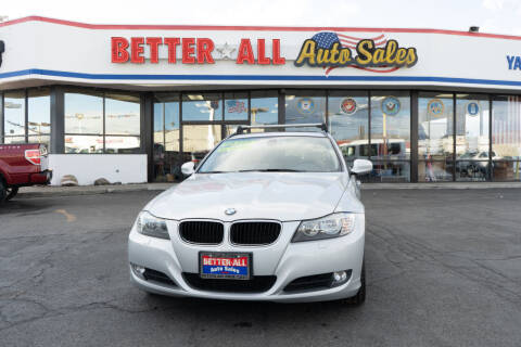 2011 BMW 3 Series for sale at Better All Auto Sales in Yakima WA