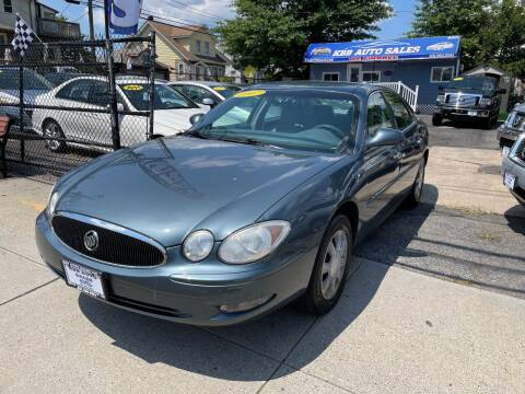 2007 Buick LaCrosse for sale at KBB Auto Sales in North Bergen NJ