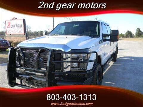 2015 Ford F-350 Super Duty for sale at 2nd Gear Motors in Lugoff SC