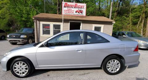 2004 Honda Civic for sale at DriveRight Autos South York in York PA
