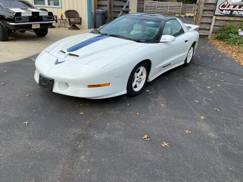 1994 Pontiac Firebird for sale at Classics and More LLC in Roseville OH