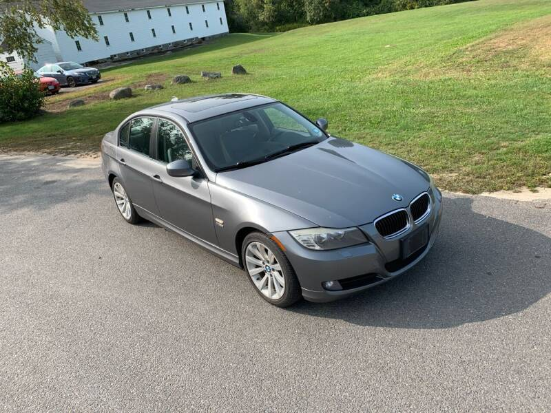 2011 BMW 3 Series for sale at ds motorsports LLC in Hudson NH