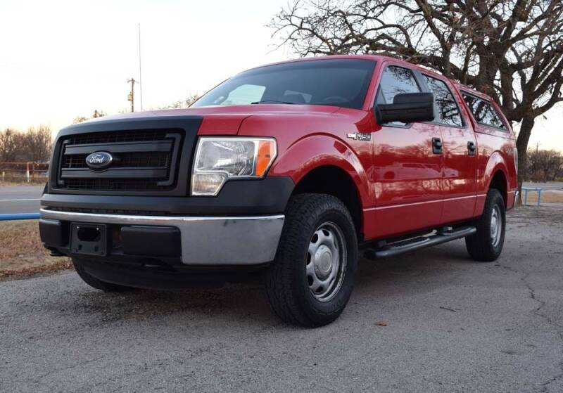 2014 Ford F-150 for sale at BriansPlace in Lipan TX
