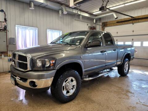 2006 Dodge Ram Pickup 2500 for sale at Sand's Auto Sales in Cambridge MN