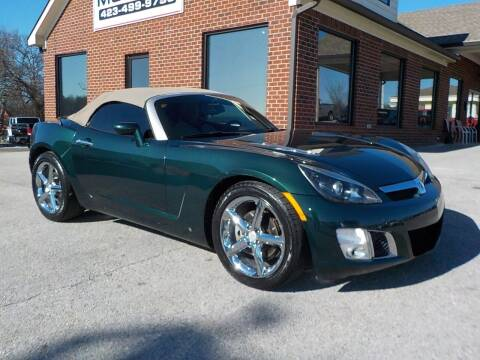 2007 Saturn SKY for sale at C & C MOTORS in Chattanooga TN