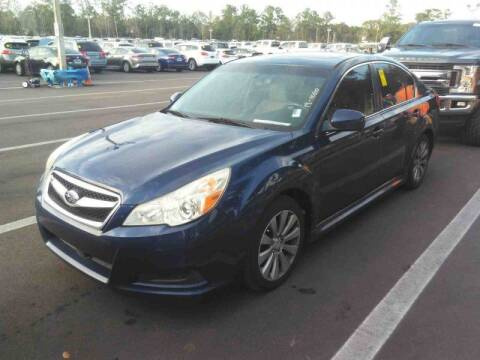 2010 Subaru Legacy for sale at Gulf South Automotive in Pensacola FL