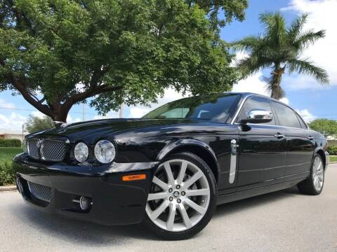 2008 Jaguar XJ-Series for sale at DS Motors in Boca Raton FL
